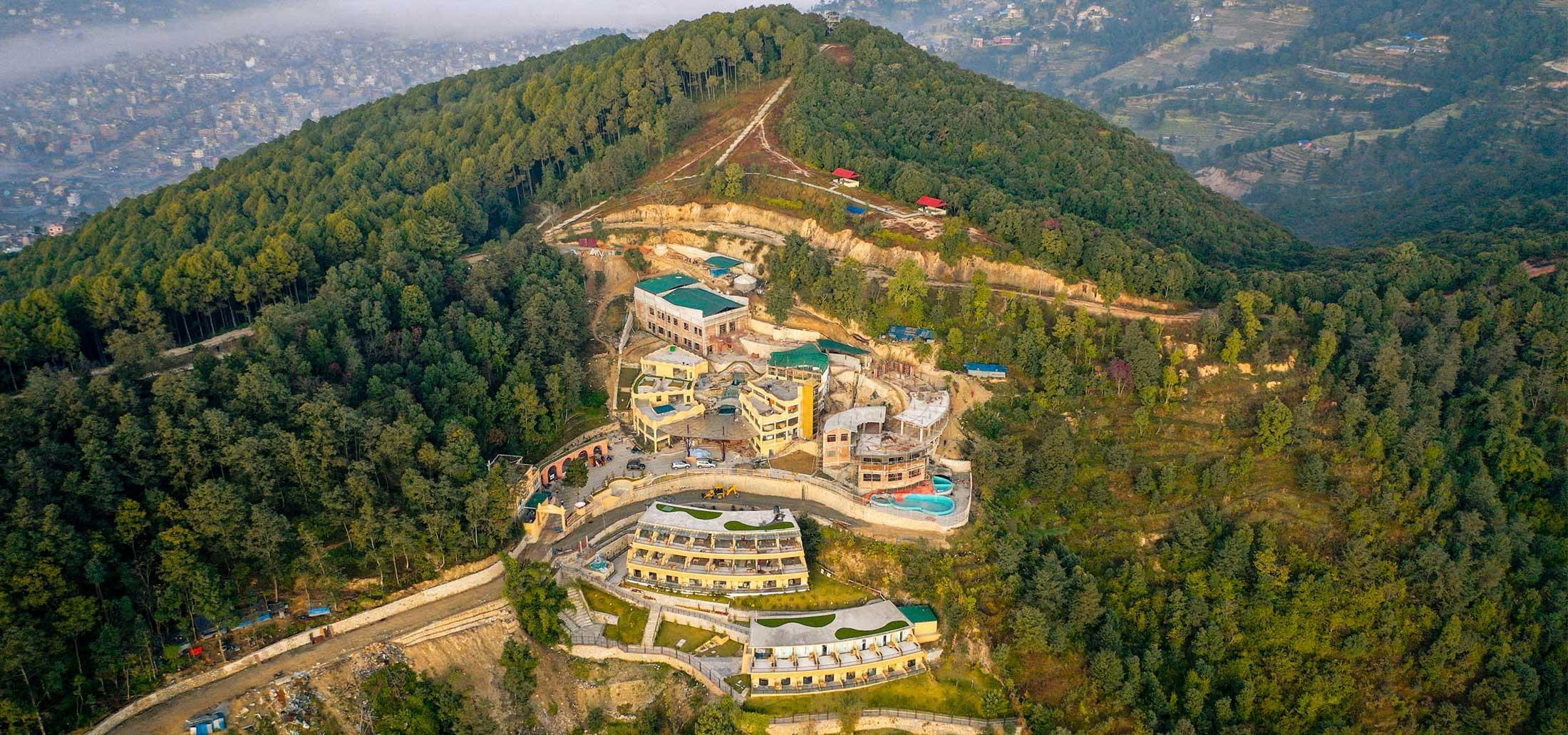 Welcome to Aagantuk Resort